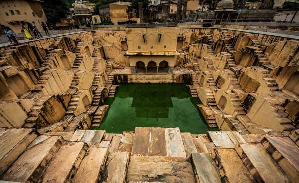 Beyond Fort Amber in Jaipur