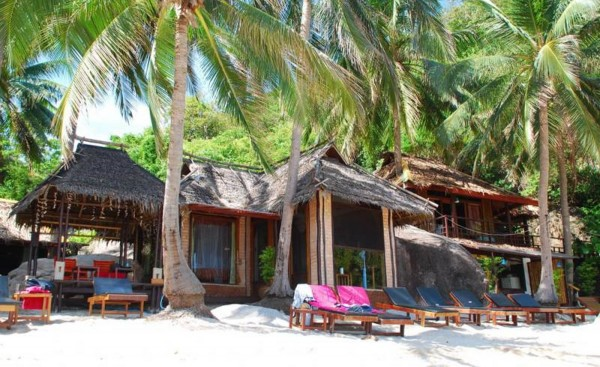 Charm Churee, uw resort op Koh Tao