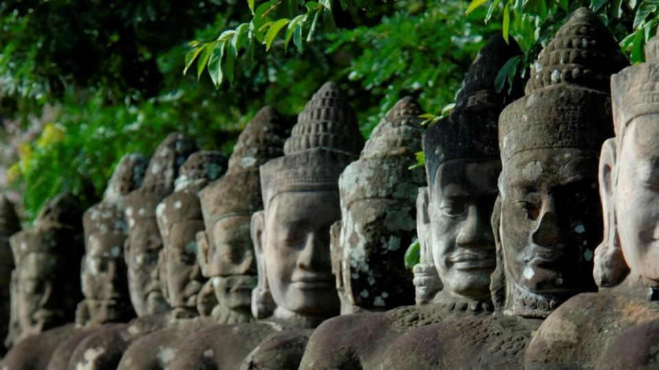 Hoogtepunten van Cambodja