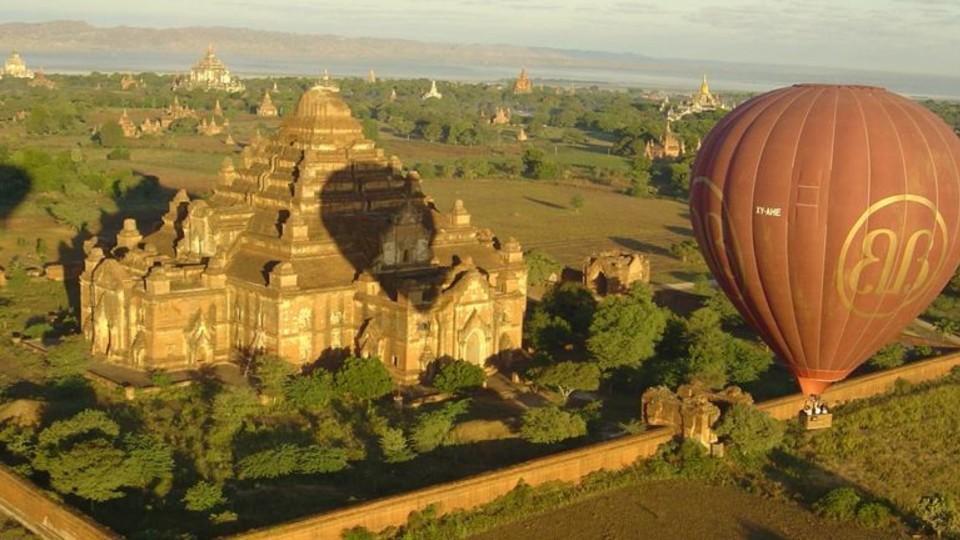 Namaste Reizen: Avontuurlijk Myanmar